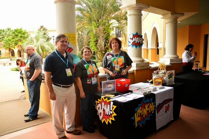 WordCamp 2014 Ann O'Keeffe, Carol Gann and